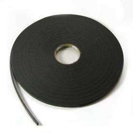 Glasband PE band grijs zwart